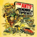 "Artist Name: A Line - THE ANTS / ""REMEMBER IN THOSE DAYS"" 【CD】"