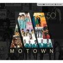 【送料無料】Playlist Plus: Motown 50 輸入盤 【CD】
