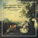 Composer: Wa Line - 【送料無料】 ヴァーゲンザイル(1715-1777) / 交響曲WV361, 374, 393, 398, 421, 432 ゴリツキ&シュトゥットガルト室内管 輸入盤 【CD】