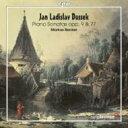 Composer: Ta Line - ドゥシェク、ヤン・ラディスラフ(1760-1812) / ピアノ・ソナタ集Vol.2 マルクス・ベッガー(p) 輸入盤 【CD】