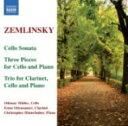 Composer: Ta Line - Zemlinsky Alexander Von ツェムリンスキー / クラリネットとチェロとピアノのための三重奏曲、チェロ・ソナタ、ほか オッテンザマー(cl)、ミュラー(vc)、ヒンターフーバー(pf) 輸入盤 【CD】