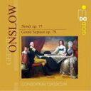 作曲家名: A行 - Onslow オンスロウ / 九重奏曲、大七重奏曲 コンソルティム・クラシクム 輸入盤 【CD】