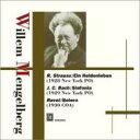 Composer: Sa Line - 【送料無料】 Strauss, R. シュトラウス / R.シュトラウス:英雄の生涯、J.C.バッハ:シンフォニア、ラヴェル:ボレロ メンゲルベルク&ニューヨーク・フィル、コンセルトヘボウ管 輸入盤 【CD】