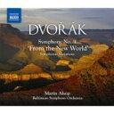 Composer: Ta Line - Dvorak ドボルザーク / 交響曲第9番『新世界より』、交響的変奏曲 オールソップ&ボルティモア響 輸入盤 【CD】