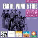 Artist Name: E - 【送料無料】 Earth Wind And Fire アースウィンド&ファイアー / Original Album Classics (5CD) 輸入盤 【CD】