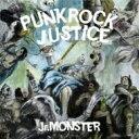 朋克, 硬核 - Jr. Monster ジュニアモンスター / PUNKROCK JUSTICE 【CD】