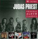 Artist Name: J - 【送料無料】 Judas Priest ジューダスプリースト / Original Album Classics 輸入盤 【CD】
