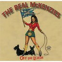 Artist Name: R - Real Mckenzies / Off The Leash 輸入盤 【CD】