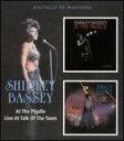 【送料無料】 Shirley Bassey シャーリーバッシー / At The Pigalle / Live At Talk Of The Town 輸入盤 【CD】