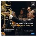 Composer: Ha Line - 【送料無料】 Bruckner ブルックナー / 交響曲第9番 ルイージ&シュターツカペレ・ドレスデン 輸入盤 【SACD】