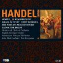 【送料無料】 Handel ヘンデル / 『セメレ』、『エジプトのイスラエル人』 ガーディナー指揮、『復活』 コープマン指揮、他(6CD) 輸入盤 【CD】