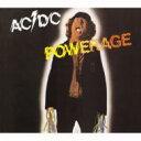 AC/DC エーシーディーシー / Powerage 【CD】