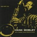 Artist Name: H - Hank Mobley ハンクモブレー / Hank Mobley Quintet 輸入盤 【CD】