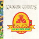 藝人名: K - Kaiser Chiefs カイザーチーフス / Off With Their Heads 輸入盤 【CD】