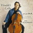 Vivaldi ヴィヴァルディ / ヨーヨー・マ/シンプリー・バロック2−ヴィヴァルディ作品集 【CD】
