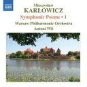 Composer: Ka Line - カルウォヴィチ、ミエチスラフ(1876-1909) / 交響詩集第1集 ヴィト&ワルシャワ・フィル 輸入盤 【CD】