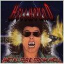 朋克, 硬核 - HELLHOUND / Metal Fire From Hell(地獄のメタル・ファイアー) 【CD】
