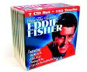 Vocal - 【送料無料】 Eddie Fisher / Only The Best Of (7CD) 輸入盤 【CD】