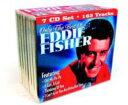 藝人名: E - 【送料無料】 Eddie Fisher / Only The Best Of (7CD) 輸入盤 【CD】