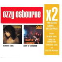 Ozzy Osbourne オジーオズボーン / X2: No More Tears / Diary Of A Madman 輸入盤 【CD】