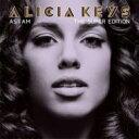 艺人名: A - 【送料無料】 Alicia Keys アリシアキーズ / As I Am - Repackage 輸入盤 【CD】
