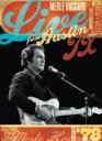 Merle Haggard / Live From Austin, Tx '78 【DVD】