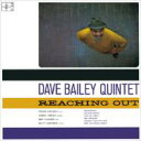 Artist Name: D - Dave Bailey / Reaching Out 【Hi Quality CD】