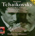 Composer: Ta Line - Tchaikovsky チャイコフスキー / Sym.6: Anikhanov / St.petersburgstate.so 輸入盤 【CD】