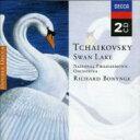 Tchaikovsky チャイコフスキー / バレエ音楽『白鳥の湖』全曲 ボニング&ナショナル・フィル(2CD) 輸入盤 【CD】