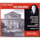 【送料無料】 Wagner ワーグナー / 『ワルキューレ』全曲 クナッパーツブッシュ&バイロイト、ヴィッカーズ、リザネク、他(1958 モノラル)(3CD) 輸入盤 【CD】