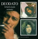 Deodato (Eumir Deodato) デオダード / Whirlwinds / Artistry 輸入盤 【CD】