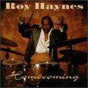 藝人名: R - 【送料無料】 Roy Haynes ロイヘインズ / Home Coming 輸入盤 【CD】