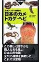 【送料無料】 日本のカメ・トカゲ・ヘビ 山溪ハンディ図鑑 / 松橋利光 【図鑑】