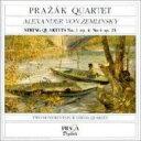 Composer: Ta Line - 【送料無料】 Zemlinsky Alexander Von ツェムリンスキー / String Quartet, 1, 4, Two Movements: Prazak Q 輸入盤 【CD】
