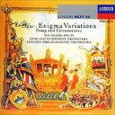 作曲家名: A行 - Elgar エルガー / エルガー/行進曲[威風堂々] ショルティ/ロンドン・フィルハーモニー管弦楽団 【CD】
