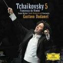 Composer: Ta Line - Tchaikovsky チャイコフスキー / 交響曲第5番、『フランチェスカ・ダ・リミニ』 ドゥダメル&シモン・ボリバル・ユース・オーケストラ 輸入盤 【CD】