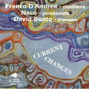 藝人名: F - Franco D'andrea / Current Changes 輸入盤 【CD】