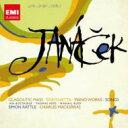 作曲家名: Ya行 - Janacek ヤナーチェク / シンフォニエッタ、グラゴル・ミサ ラトル指揮、『消えた男の日記』 ボストリッジ、他(2CD) 輸入盤 【CD】
