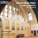 Composer: A Line - 【送料無料】 ヴィドール(1844-1937) / Organ Symphonies.2, 8: Fagius 輸入盤 【CD】