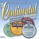 精選輯 - Continental Sessions Vol.1 輸入盤 【CD】
