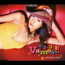 Laura Liza / 1-2-3 Vamos 【CD Maxi】
