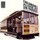 艺人名: T - 【送料無料】 Thelonious Monk セロニアスモンク / Alone In San Francisco +1 【SHM-CD】