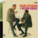 Artist Name: O - Oscar Peterson / Nelson Riddle / Oscar Peterson & Nelson Riddle 輸入盤 【CD】