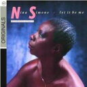 Artist Name: N - Nina Simone ニーナシモン / Let It Be Me 輸入盤 【CD】