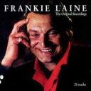艺人名: F - Frankie Laine フランキーレイン / Original Recordings 輸入盤 【CD】
