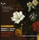 Composer: Sa Line - Schumann シューマン / 交響曲第1番『春』、第3番『ライン』 ネシュリング&サン・パウロ響 輸入盤 【CD】