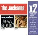 艺人名: J - Jacksons ジャクソンズ / X2: Triumph / Destiny 輸入盤 【CD】