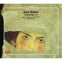 Composer: A Line - 【送料無料】 ヴェレス、エゴン(1885-1974) / 交響曲全集 ラブル&ウィーン放送交響楽団(4CD) 輸入盤 【CD】