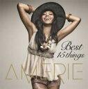 艺人名: A - AMERIE エイメリー / Best 15 Things 【CD】