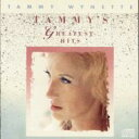 Artist Name: T - Tammy Wynette / Greatest Hits 輸入盤 【CD】